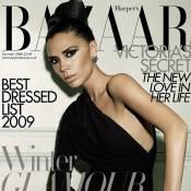 Victoria Beckham travaille très dur, vraiment très dur... pour s'offrir les honneurs de la mode !