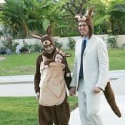 Alyson Hannigan :  Elle a opté pour la famille... kangourous !