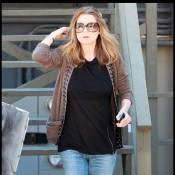 Ellen Pompeo : La star de Grey's Anatomy est en bonne voie... pour retrouver la ligne !