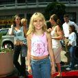 Jamie Lynn Spears à Los Angeles en 2002.