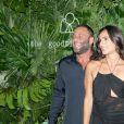 Dave Grutman et son épouse Isabel Grutman assistent à l'inauguration du Goodtime Hotel à Miami. Le 16 avril 2021.