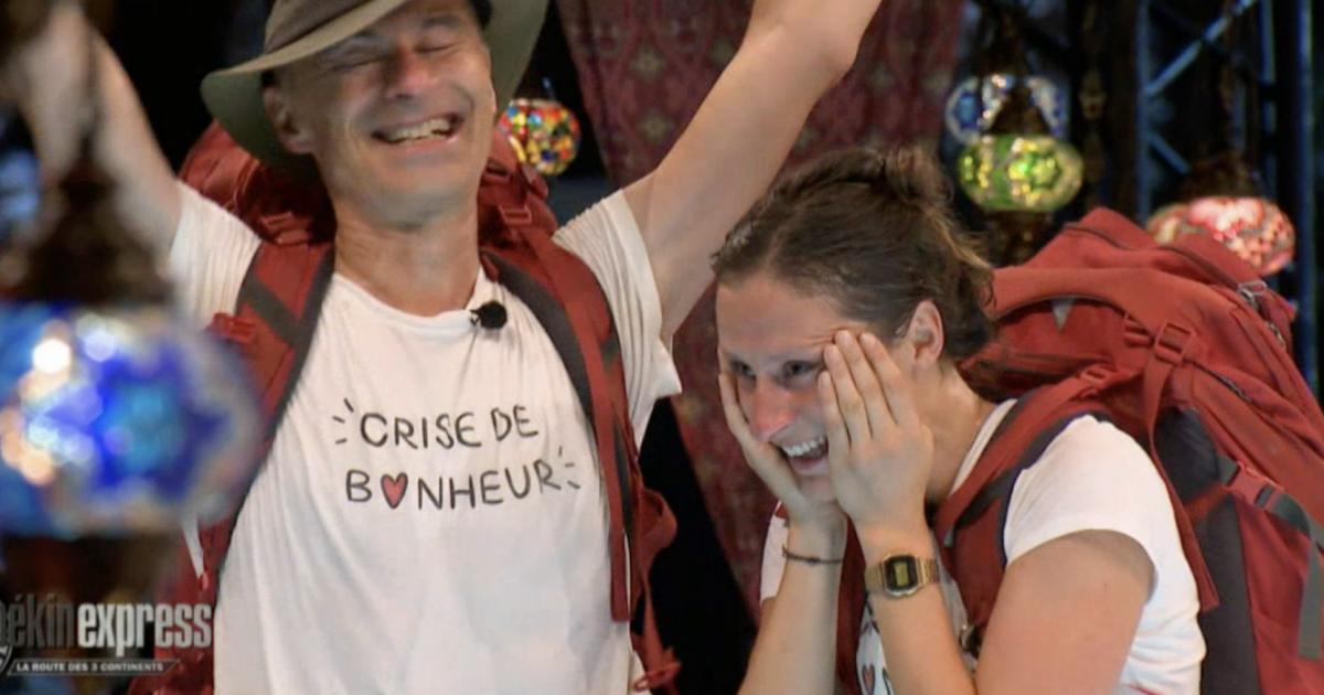 Pékin Express 2021, la finale : Christophe et Claire gagnants à l'issue d'une course au suspense haletant