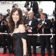 Anne Parillaud au Festival de Cannes en 2009.