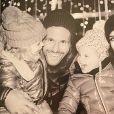 Le footballeur Yohann Cabaye a refait sa vie avec sa belle Laetitia et leurs deus enfants, la petite Linoï et l'adorable Maïan.