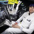 Esteban ocon au Rallye Monte Carlo WRC 2021, le 21 janvier 2021. © Dppi / Panoramic / Bestimage
