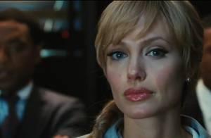 Découvrez Angelina Jolie, méconnaissable et époustouflante... dans la bande-annonce de Salt !