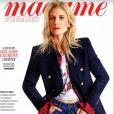 Retrouver l'interview de Mélanie Laurent dans le magazine Madame Figaro, n°1914.