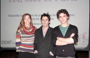 Jean dujardin donne tout pour la promotion de lucky luke for Zoe dujardin
