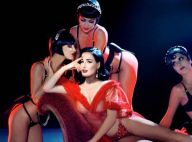 Regardez la sublime Dita von Teese... lors de son show très glamour au Crazy Horse de Paris !