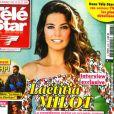 Laetitia Milot fait la couverture du nouveau numéro de Télé Star