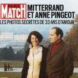 """Une de """"Paris Match"""" en date du 12 mai 2021."""