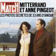 Couverture du magazine Paris Match du 12 mai 2021.