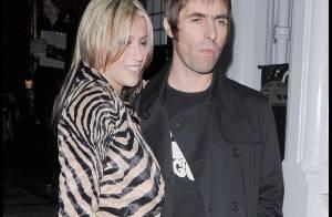 Liam Gallagher fête le lancement de sa marque... avec son frère !