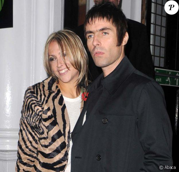Liam Gallagher au lancement de sa marque Pretty Green, le 8 novembre à Londres.