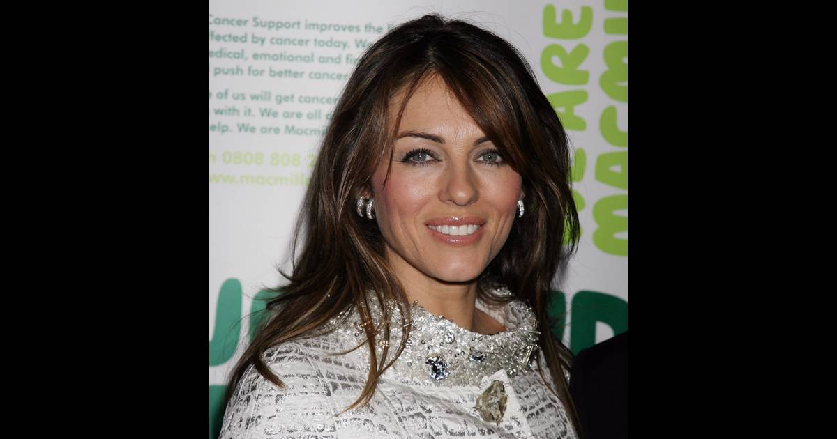 liz hurley payait sa femme de m nage deux euros de l 39 heure. Black Bedroom Furniture Sets. Home Design Ideas
