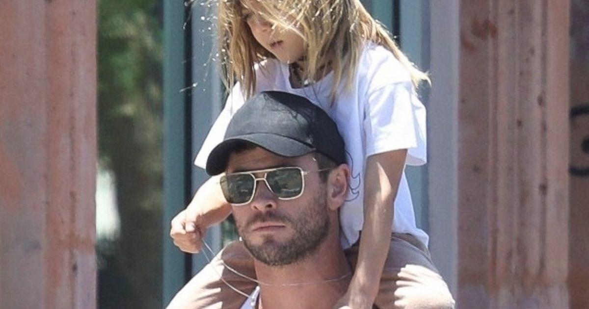 Chris Hemsworth blasé par son fils, pas franchement fan de Thor