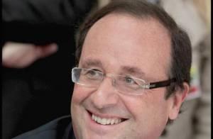 François Hollande se livre sur la femme qu'il aime : ''Je suis heureux et cela se voit sûrement aussi''!