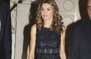 Letizia d'Espagne : Amoureuse et superbe en Inde, mais elle déploie aussi son charme pour les Français...