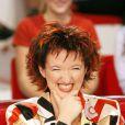 Anne Roumanoff invité de  Vivement Dimanche  pour sa chronique  Radio bistrot , le 15 novembre 2009.