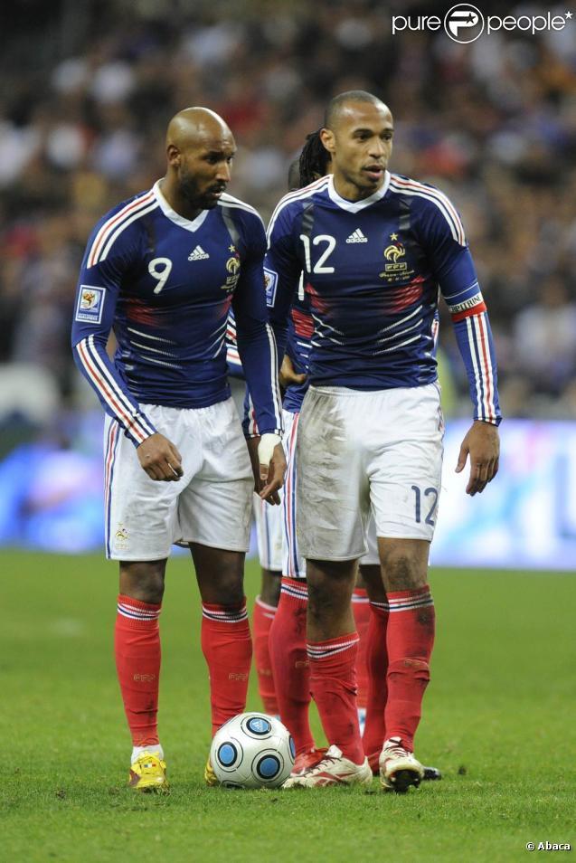 Le match France-Irlande au Stade de France, le 18 novembre 2009, qui a permis à la France de se qualifier pour la Coupe du Monde, risque de faire beaucoup parler lui...