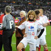 Découvrez Nathalie Vincent, PPDA et Richard Virenque à France-Eire : eux aussi ont marqué, mais... mieux que Titi Henry !