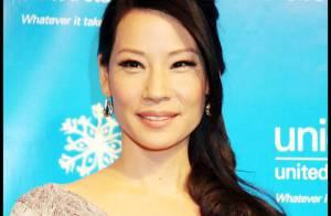 Lucy Liu : Une véritable reine des neiges...