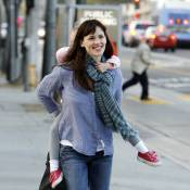 Jennifer Garner : Sa fille Violet la prend pour... un cheval !