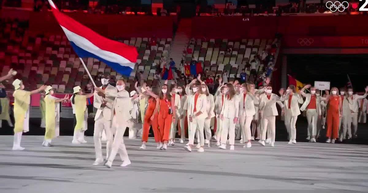 Eglantine Eméyé : Grosse frayeur et cri en direct pendant la cérémonie d'ouverture des Jeux Olympiques