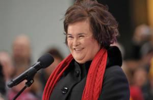 Regardez Susan Boyle poursuivre sa tempête musicale américaine... à New York !