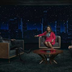 """Matthew McConaughey apparaît dans la publicité pour les chips """"Doritos"""" diffusée pendant le Super Bowl diffusée le 7 février 2021. Los Angeles."""