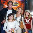 La famille Hasselhoff en octobre 2002