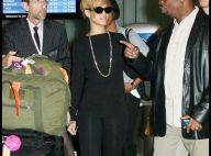 Rihanna en toute simplicité... Bizarre !