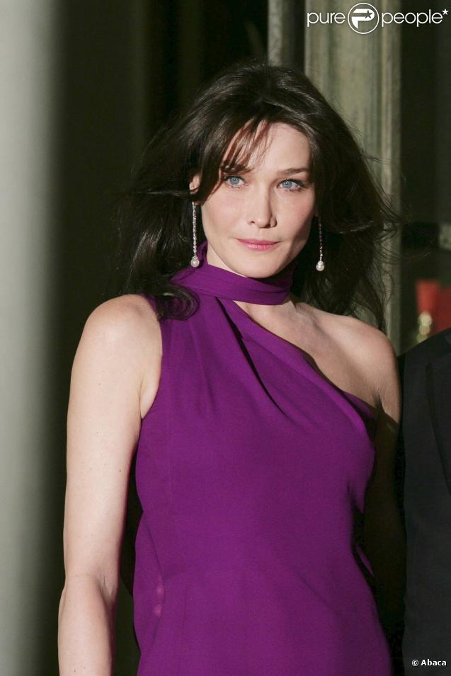 Carla Bruni - HD Wallpapers