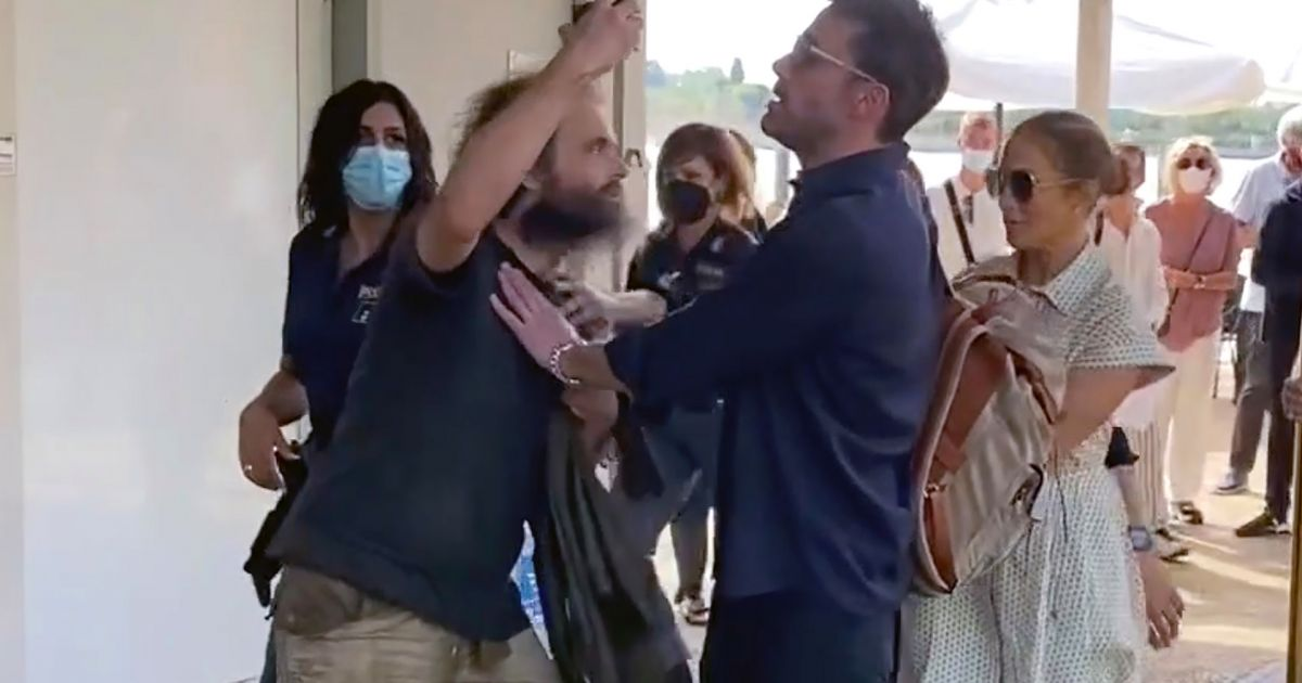 Ben Affleck Altercation physique avec un fan