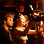 EXCLU : Regardez la belle Helena Noguerra diriger... son premier film classé X !
