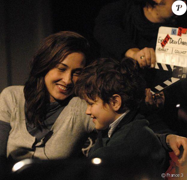 Marc de Montlivault et Annelise Hesme dans Entre deux ombres sur France 3 le 12 décembre 2009 à 20h35