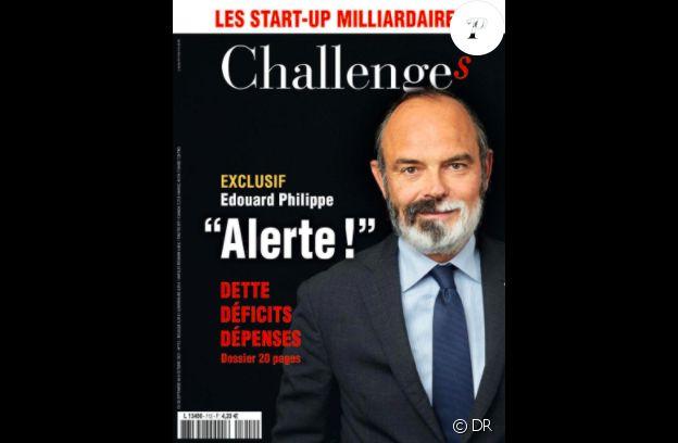 Le magazine Challenges du 30 septembre 2021
