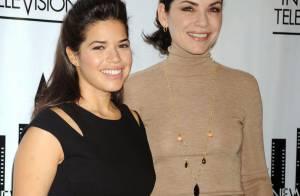 America Ferrera et Julianna Margulies, deux beautés fatales... au charme ravageur !