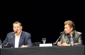 Johnny Hallyday : Une conférence de presse à Paris sur son état de santé... ? Ben Non, conférence annulée !