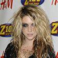 Jingle Ball de la radio new-yorkaise Z100, le 11 décembre 2009 : Kesha