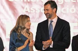 Letizia et Felipe d'Espagne... plus glamour et romantiques que des stars de Hollywood !