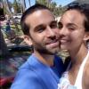 Marine Lorphelin et son fianc� Christophe : grande nouvelle et