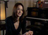 """Carla Bruni : """"Si mon mari ne se représente pas, on sera tranquille, pépère... quelque part """"!"""