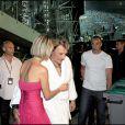 Johnny Hallyday et Laeticia sur le Tour 66, avec Jean-Claude Camus...