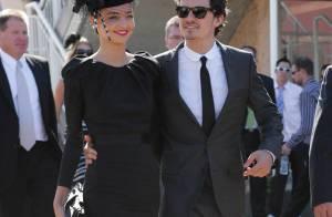 Orlando Bloom et Miranda Kerr : Fiancés et... en route vers le mariage ! Ben non ! (réactualisé)