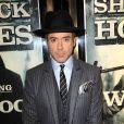 Robert Downey Jr., à l'occasion de l'avant-première de Sherlock Holmes, qui s'est tenue à l'Empire de Leicester Square, à Londres, le 14 décembre 2009.