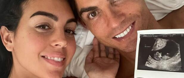 Cristiano Ronaldo bientôt papa une nouvelle fois : avec Georgina Rodriguez, ils attendent des jumeaux !
