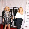 Kate Hudson et Goldie Hawn à la première de Nine à New York le 15/12/09
