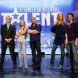 Jury et présentateurs de La France a un Incroyable Talent