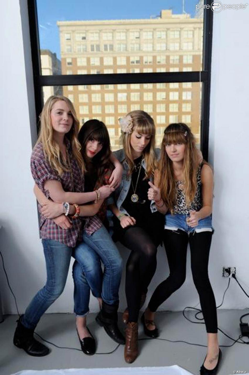 School girls de france p2 - 3 6